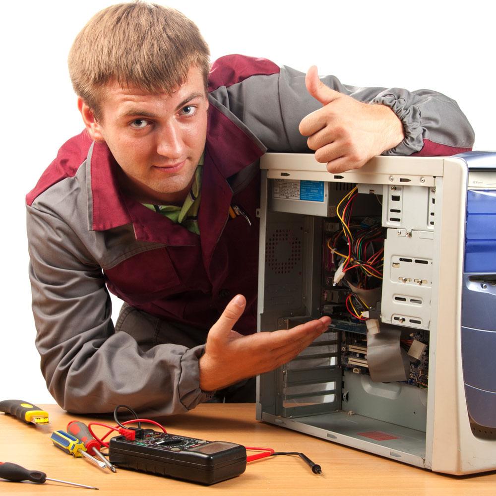 Как сделать чтобы компьютер не шумел